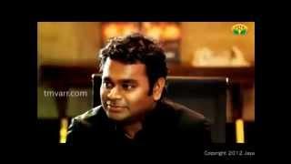Thai Manne Vanakkam   AR Rahman Live in concert   Chenna