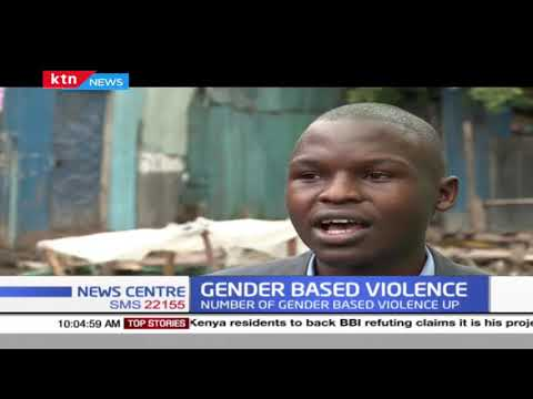 Gender Based Violence on the rise as a result of stress and job loss; sexual violence more prevalent