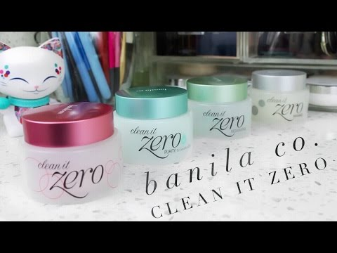 Clean It Zero 3-in-1 Cleansing Balm Purifying by banila co #9