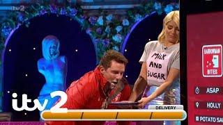 Celebrity Juice   John Barrowman Plays 'Barrowman Bites'   ITV2