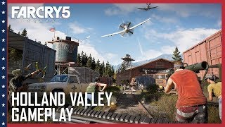Gameplay Holland Valley