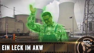 Die Kernkraft ist total sicher! Ralf Kabelka beim Pannen-AKW in Belgien | heute-show Classics
