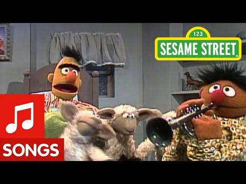 Sesame Street:Bert & Ernie- Dance Myself to Sleep