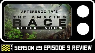 The Amazing Race Season 29 Episode 9 Review & After Show | AfterBuzz TV