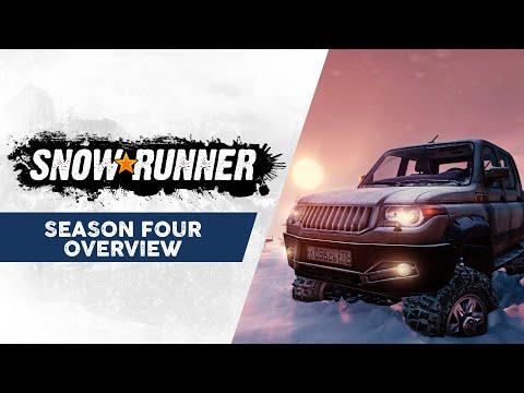 Season Four Overview Trailer de SnowRunner