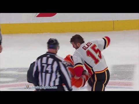 Zack Kassian vs. Tanner Glass