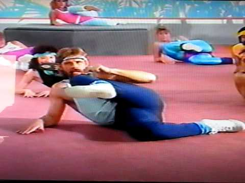 The Best Throwback Workout Videos From 80s 90s