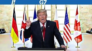LIVE:President Trump speech at G7 Summit 2017.G7 Summit Taormina, Sicily, Italy. Taormina Summit.