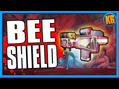 BEE SHIELD - Easy Farming Method | Borderlands 2