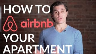 HOW TO AIRBNB YOUR APARTMENT!