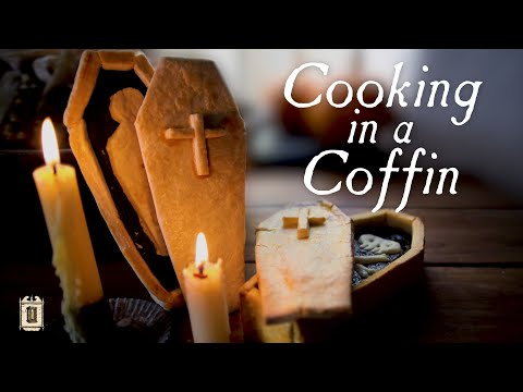 Coffin Pies – Death and Chocolate