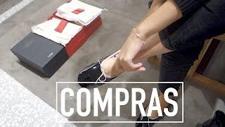 FOMOS ÀS COMPRAS | Vlog #2