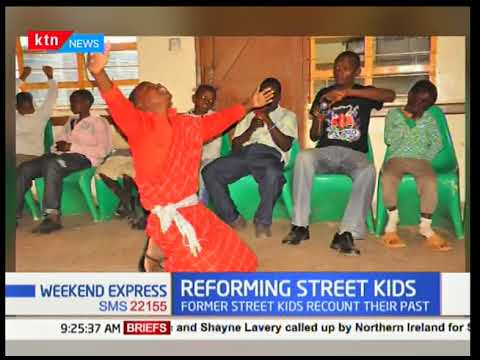 Weekend Express: Former street kids recount their past