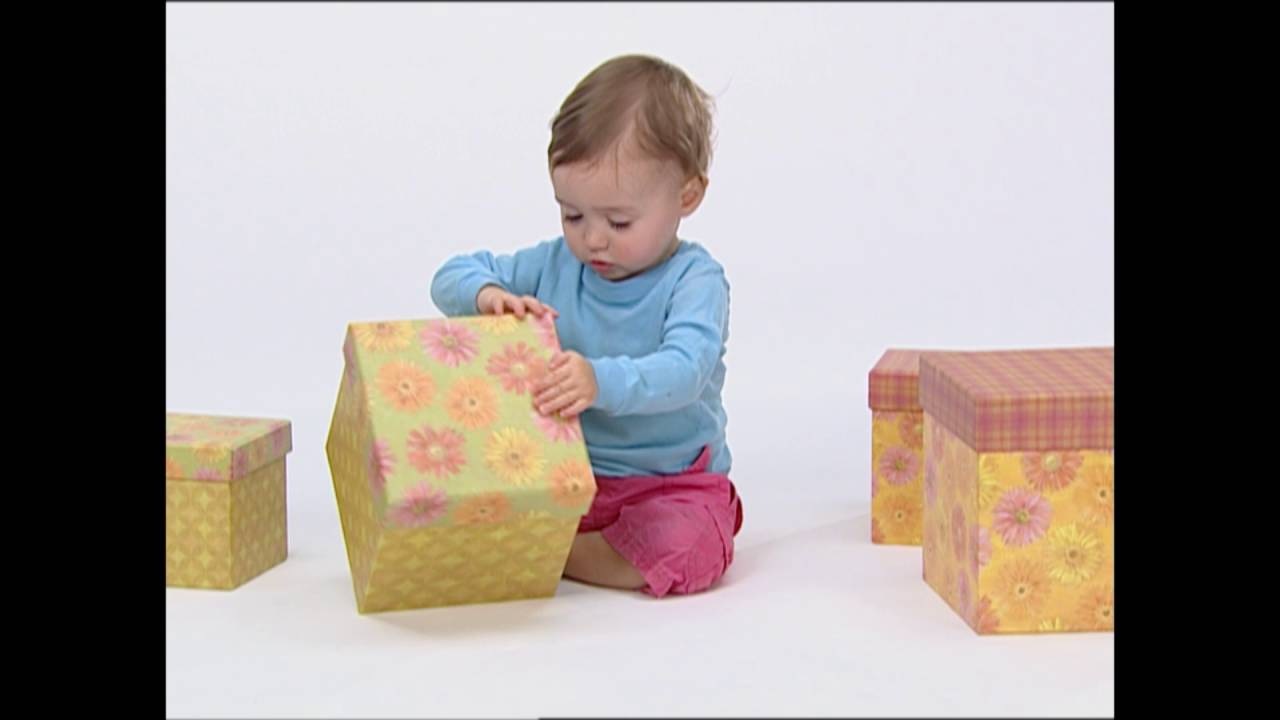 Baby Einstein Discovering Shapes, Part 4