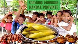 Travel to Ponhea Leu District, Kandal Province & Kampong Cham Province   Holiday Trip in Cambodia