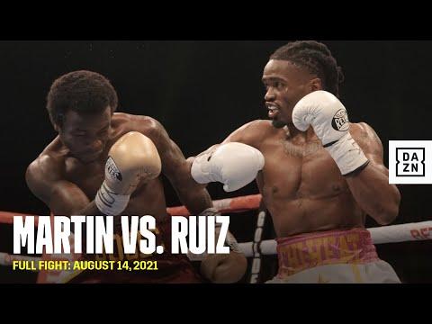 Алекс Мартин – Хосек Руис / Alex Martin vs. Josec Ruiz