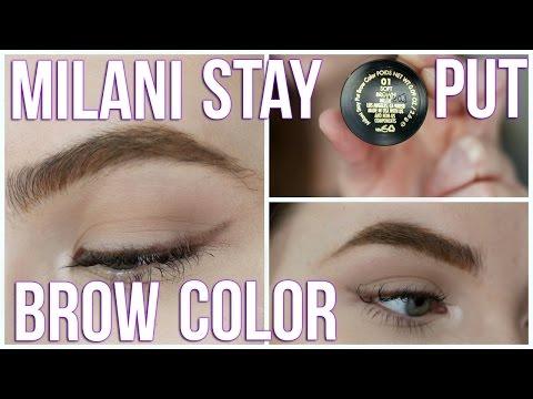Stay Put Matte Liquid Eyeliner by Milani #3