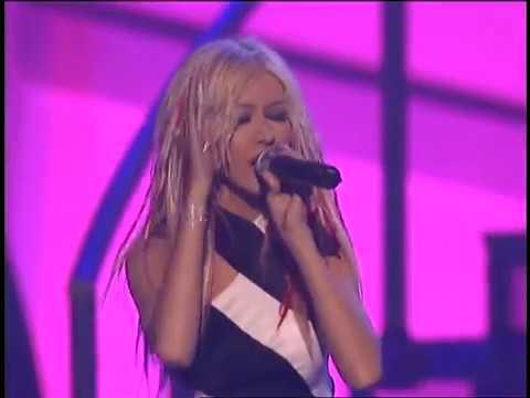 Christina Aguilera - I Turn To You (Video Live)