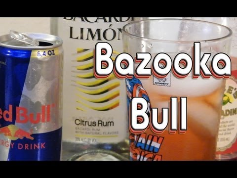 Video Bazooka Bull Recipe - TheFNDC.com