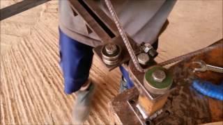 manual metal bender