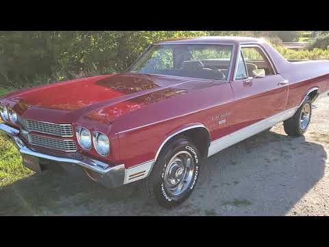 1970 Chevrolet El Camino (CC-1389059) for sale in Watertown, Wisconsin