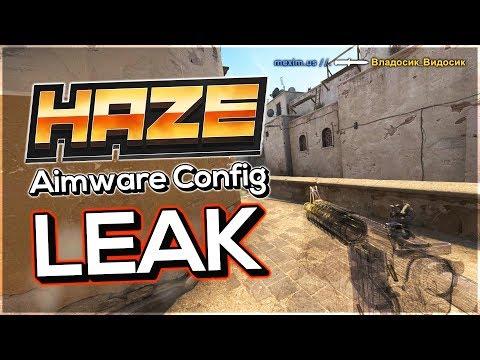 making a legit aimware config - смотреть онлайн на Hah Life