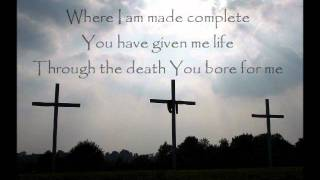 At the Foot of the Cross - Kathyrn Scott with lyrics
