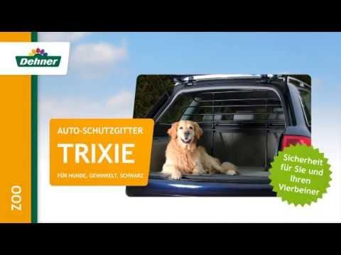 Dehner - Trixie Auto Schutzgitter für Hunde