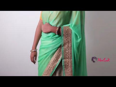 How to wear a Mumbai Girl Saree in the DIY Way ~ New Look