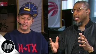 Jeff Van Gundy was so mad after Tracy McGrady's 13 points in 33 seconds, he 'went off'   The Jump