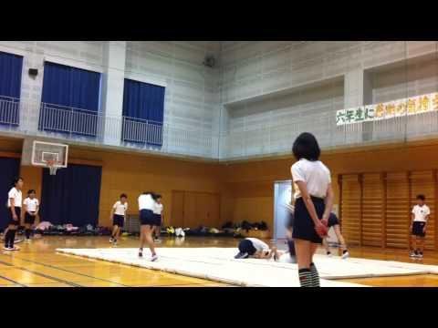 黒崎中央小学校 6年 卒業感謝の会 2013・2/27