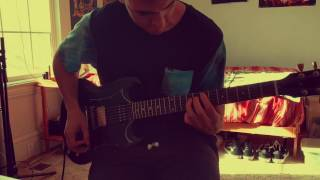 Joyce Manor - The Jerk (guitar cover)
