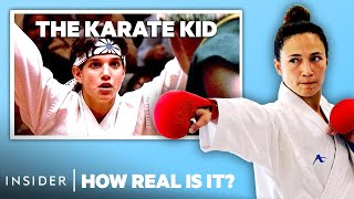 Karate World Champion Rates 11 Karate Scenes In Movies And TV | How Real Is It?