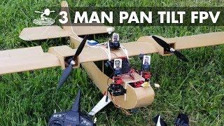 3 person FPV plane! - Video Youtube