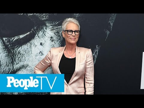 Jamie Lee Curtis Says It's 'Not That Different' Making Halloween Again 40 Years Later | PeopleTV
