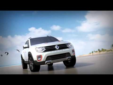 Renault Duster Oroch en video