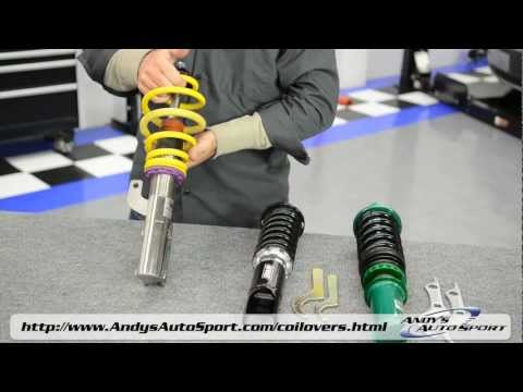 Lowering Springs Vs Coilovers -- Presented By Andy's Auto Sport Mp3