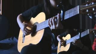 Alone - Naruto (Toshiro Masuda) Guitar Cover