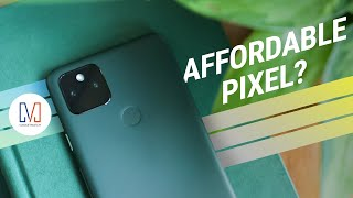 Google Pixel 5a 5G Review: Worth its Compromises?