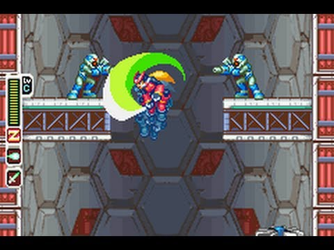 GBA Mega Man Zero by Rolanmen1 in 17:01,85
