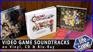 Video Game Soundtracks on CD, Vinyl, and Blu-ray :: Music Showcase