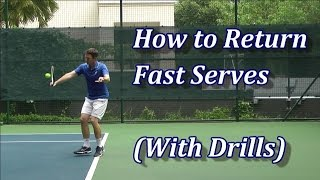 Effective return of serve