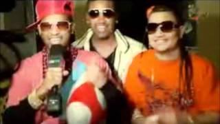 Fragancia 4th Level- Jowell y Randy ft Zion
