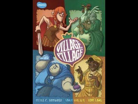 Bower's Game Corner: Village Pillage Review