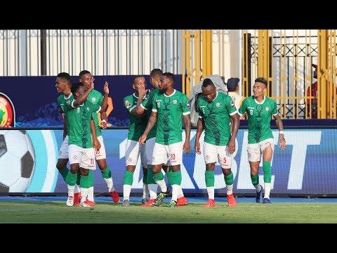 ملخص مباراة مدغشقر وبوروندي 1-0  في كأس الأمم الإفريقية