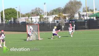 Wes Shaw - 2017 - Lacrosse Highlights