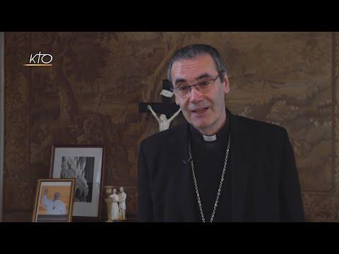 Mgr Jacques Habert, nouvel évêque de Bayeux et Lisieux