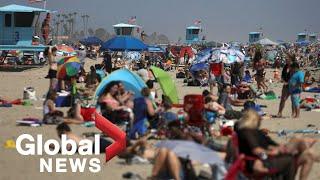 Coronavirus Outbreak: Memorial Day Weekend Draws Large Crowds Across The U.S., Triggers Warnings