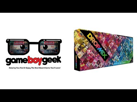 Dropmix Review with the Game Boy Geek