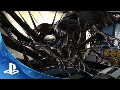 Aliens vs. Pinball: Aliens Pinball Trailer | PS4, PS3, PS Vita thumbnail
